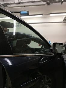 Защитная пленка на боковое зеркало